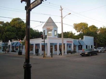 Wendys auf der Duval Street - Duval Street