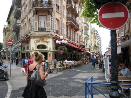 Restaurant von aussen - Restaurant La Lorraine