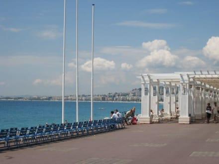 Uferpromenade - Strand Nizza