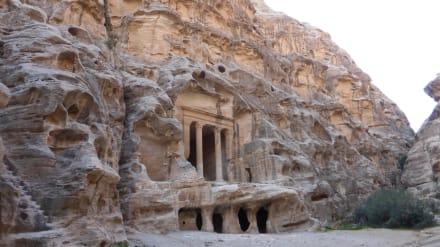 In Little Petra - Kleines Petra