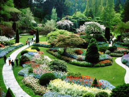 The Butchart Gardens - Butchart Gardens