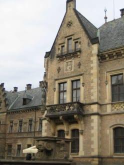 auf der Prager Burg - Prager Burg / Hradschin