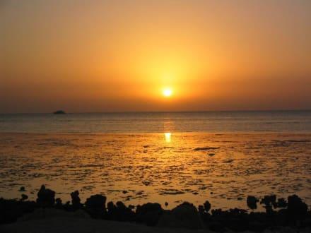 Sonne pur - Strand Makadi Bay