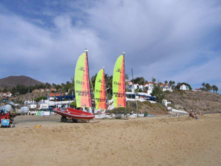 Surferschule vom Aldiana - Strand Jandia