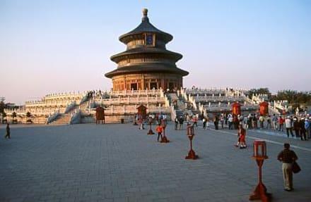 Himmelstempelanlage - Peking - Himmelstempel