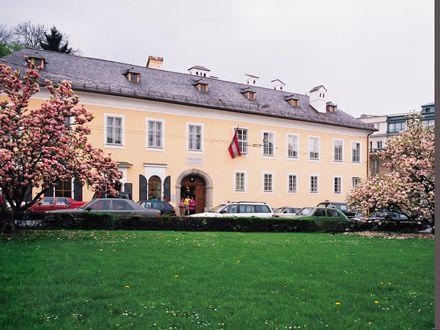 Mozart Wohnhaus - Mozart Wohnhaus