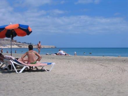 Strand von Costa Calma - Strand Costa Calma