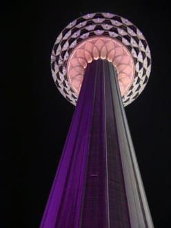 Menara Tower = Single Tower - Menara Kuala Lumpur (Fernsehturm)