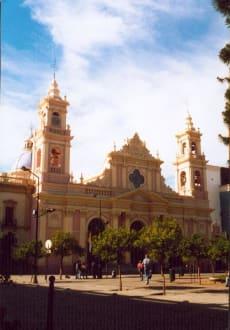 Die Kathedrale von Salta - Kathedrale von Salta