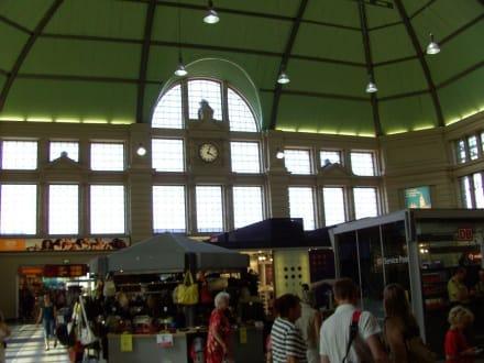 Innenhalle - Halle (Saale) Hauptbahnhof