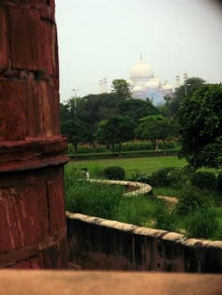 Historic sites (castle, palace, ruins, etc.) - Red Fort