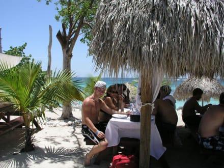 Essen auf einsamer Insel, beim Segelausflug - Ausflüge & Touren