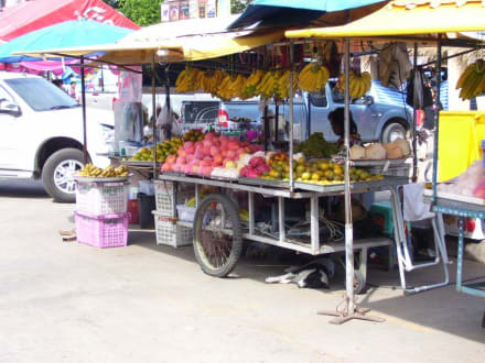 Obst - Khmer Tempel