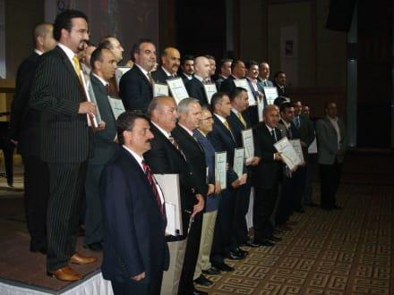 Die glücklichen Gewinner - HolidayCheck Award Gala