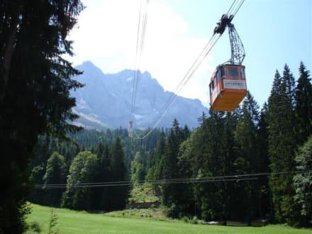 Eibsee-Seilbahn - Zugspitze