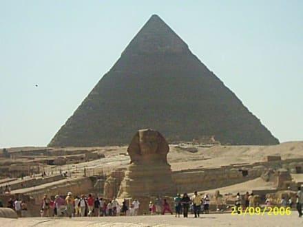 Phinx - Pyramiden von Gizeh