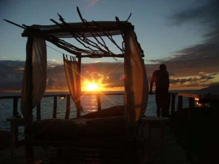 Sonnenuntergang - Hotel Bliss Hill