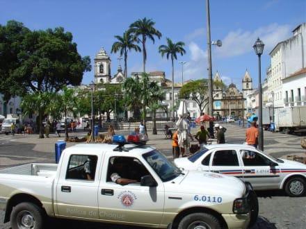 In der Altstadt von Salvador da Bahia - Altstadt Salvador de Bahia
