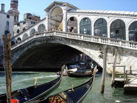 Rialtobrücke - Rialtobrücke