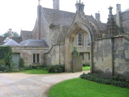 Lacock Abbey - Lacock  Village & Abbey