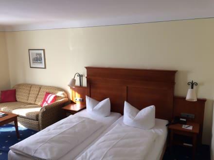 Zimmer - Hotel Gut Ising