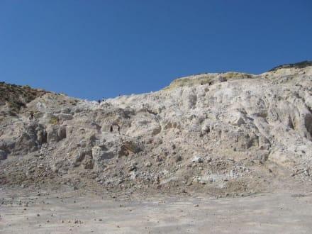 Vulcano Stefanos - Vulkankrater auf Nisyros