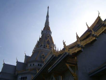 Dachkonstruktion - Wat Sothon