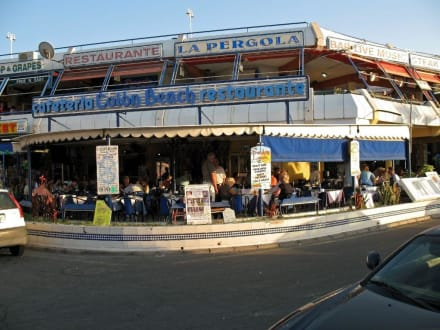 La Pinta - Colon Beach Restaurant
