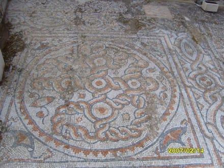 Ein schönes Fussboden-Bild! - Antikes Ephesus