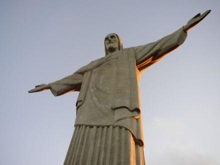 Corcovado Christus-Statue - Christusstatue Cristo Redentor