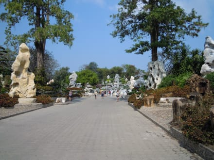 Park - The Million Years Stone Park & Crocodile Farm