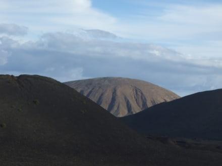 Nationalpark Timanfaya (Feuerberge) - Nationalpark Timanfaya (Feuerberge)