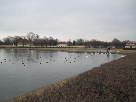 Fluss/See/Wasserfall - Schloss Nymphenburg