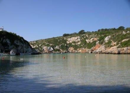 Bucht am Hotel Grupotel Mar de Menorca - Bucht von Canutells