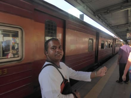 Unser Guide Lal - Negombo
