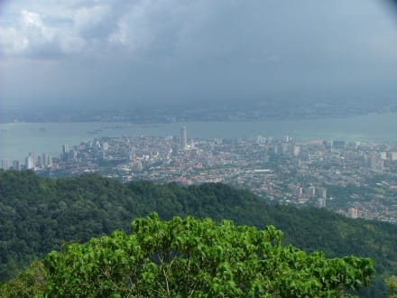 George Town - Penang Hill