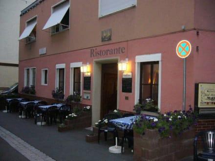 Außenansicht - Pizzeria Capri & Blaue Grotte