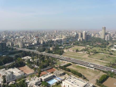 Von Cairo Tower - Cairo Tower