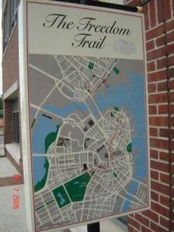 Freedom Trail Boston - Freedom Trail