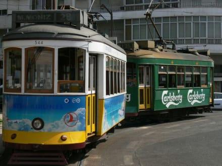 Nochmal Tram 28 - Altstadt Lissabon