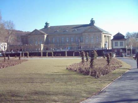 Schlosspark - Spielbank Bad Kissingen