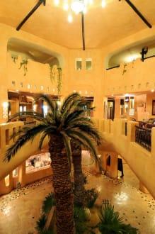 Lobby & Eingang - Odyssee Resort Zarzis