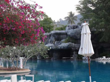 Swimming pool -