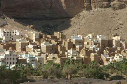 Die Heimatstadt von Osama Bin Laden - Wadi Douan