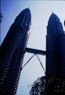 Twin Tower Kuala Lumpur - Petronas Twin Towers