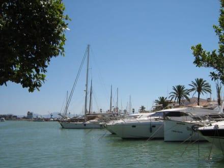 Port d'Alcudia - Yachthafen Alcudia