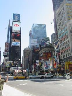 Times Square Juni 04 - Times Square