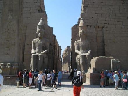 Karnak - Amonstempel Karnak