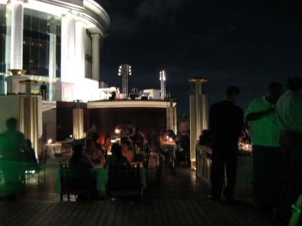Sirocco im Lebua at State Tower - Sirocco Sky Bar