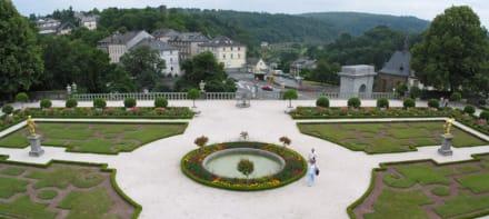 Schloßpark - Schloss Weilburg